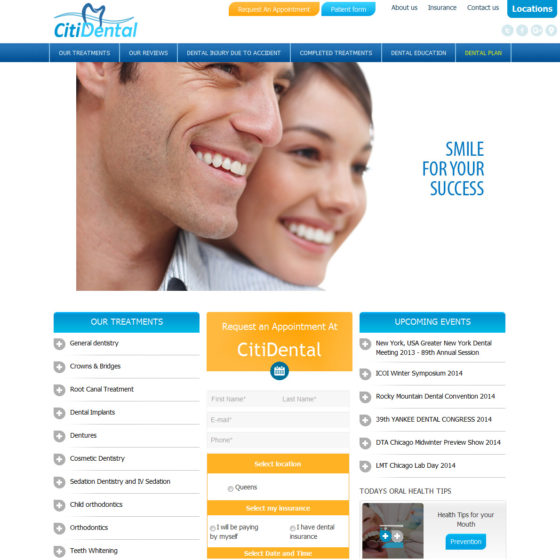 citidental.com