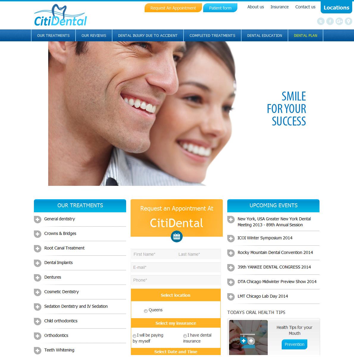 citidental.com