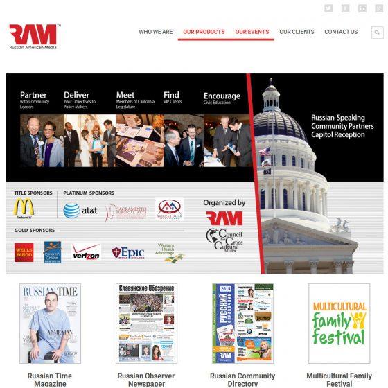 russianamericanmedia.com