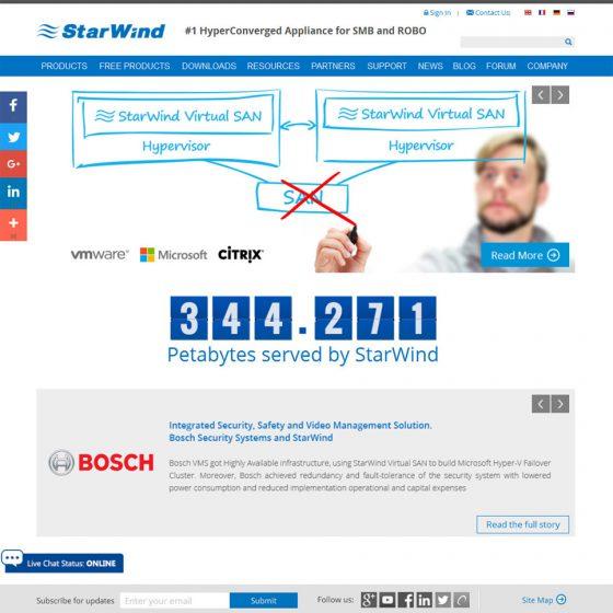 starwindsoftware.com
