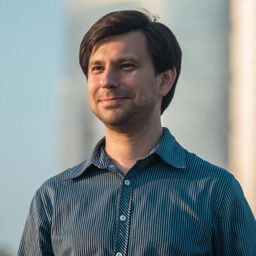 Dmytro Akramov